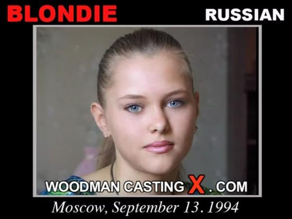 blondie on woodman casting x official website
