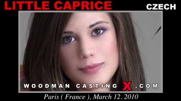 Little caprice casting