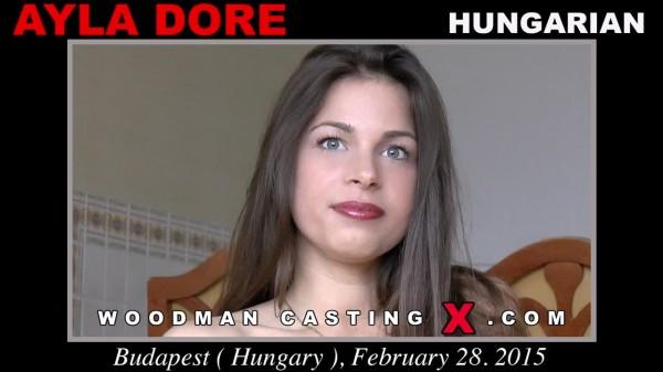 Woodman casting 2015 magyar